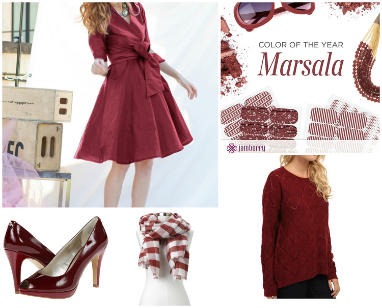 marsala, bridgitte bailey sweater, jamberry, gap scarf, shabby apple dress, anne klein shoes, nail art, color of the year, lifestyle blogger, mommy blogger, inexpensive nail art, fashion blogger, jamberry nails, marsala color, marsala nails, marsala dress, marsala shoes, marsala scarf, marsala scarf