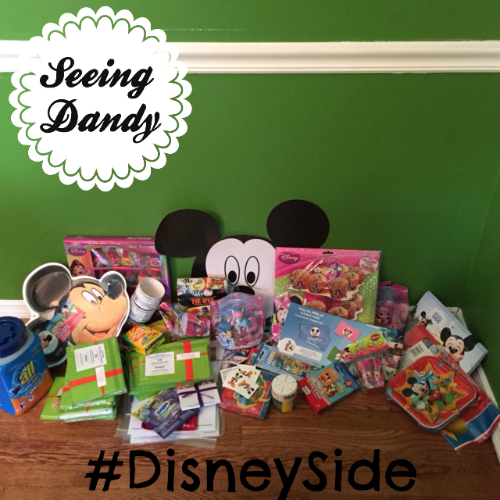 Disney party kit.