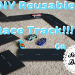 DIY Race Track Tutorial
