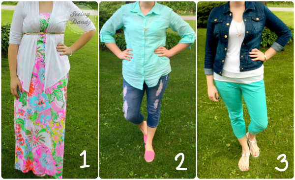capsule wardrobe, capsule challenge, one suit case, summer outfits, spring outfits