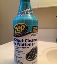ZEP Grout Cleaner