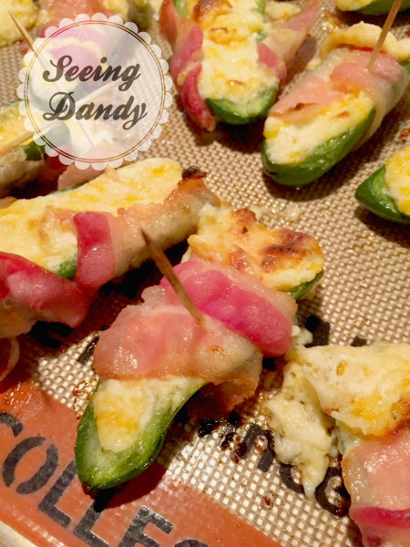 Easy to make jalapeno poppers recipe