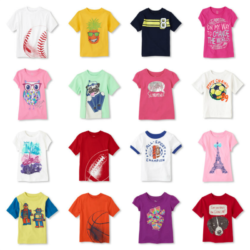A Graphic Tee For Only $2.79?!