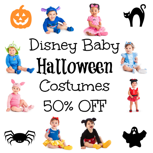 Disney baby Halloween costumes deal