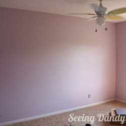 We Bought a House: The Purple Bedroom