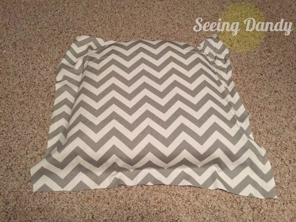 IMG_1229, how to reupholster a chair, reupholset, DIY reupholster, home project, redo dining room set, chevron fabric, chair reupholster, grey and white kitchen, gray and white fabric, easy staple gun, quick project, budget friendly project