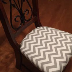 How To Reupholster Chairs In 7 Easy Steps