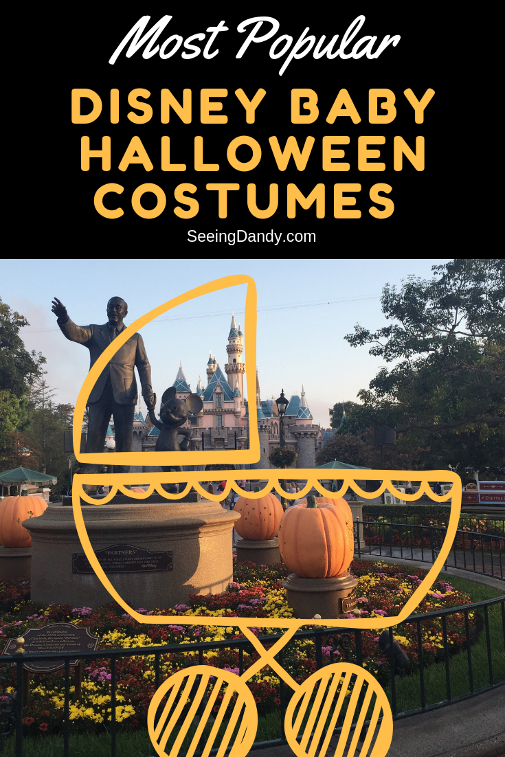 Disney baby Halloween costumes