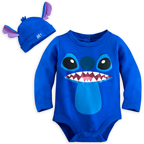 stitch baby disney halloween costume