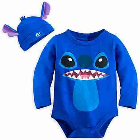 stitch baby disney halloween costume