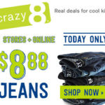 Kid's Jeans Sale:  Only $8.88!