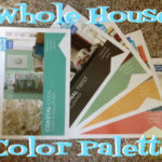 We Bought a House: House Color Palette