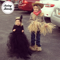Past Halloween Costumes That Were Dandy