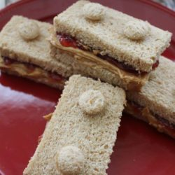 Healthy After School Snack For LEGO Fans