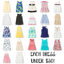 Janie And Jack Dress Sale Under $30