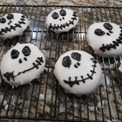 Easy To Make Jack Skellington Cookies For Halloween
