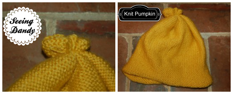 knit pumpkin 6