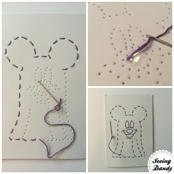 mickey crafting