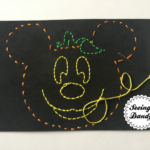 Mickey Halloween Craft For Kids