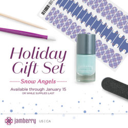 Jamberry Holiday Gift Set Giveaway