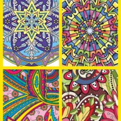 Dandy Coloring Books For Adults