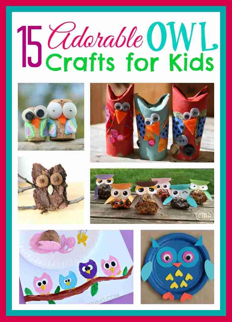 owl gifts for kids to make seeing dandy. Black Bedroom Furniture Sets. Home Design Ideas