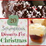 20 Scrumptious Christmas Desserts For The Holidays