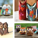 15 Adorable Owl Crafts For Kids To Make