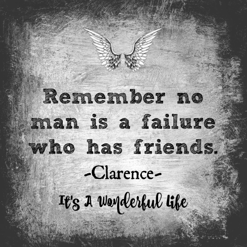 Wonderful Life Quotes: Clarence Quote For The New Year