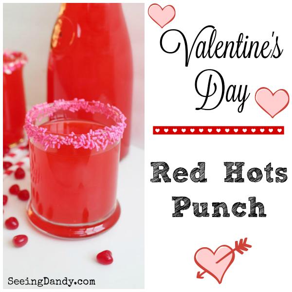 valentine punch