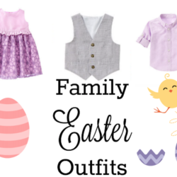 Family Easter Outfits:  Half Off!