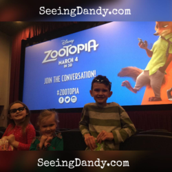 Zootopia Review, Art Lessons, And A Warning