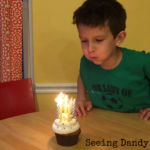 Our Growling Baby Turns 8