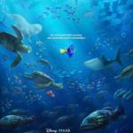 Free & Dandy: Finding Dory Coloring Sheets