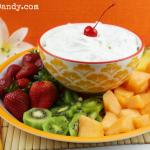 Gluten Free Pina Colada Dip Recipe