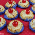 Gluten Free Coconut Macaroon Cherry Bombs