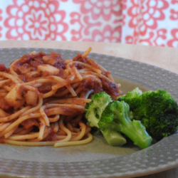 Gluten Free Bacon Spaghetti Recipe