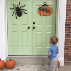 Halloween Seek And Find And Decorations… Oh My!
