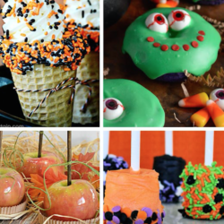 Simple Halloween Desserts That Are Dandy