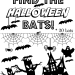 Halloween Seek And Find Printable For Kids