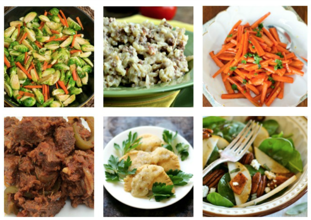 Delicious Thanksgiving side dish recipes that are perfect for any holiday.