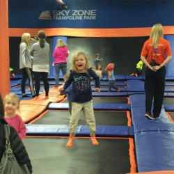 Sky Zone Birthday Party In Fenton, MO