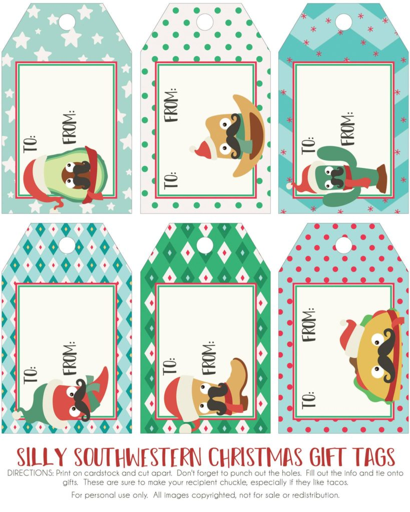 Holiday gift cards in a Southwest theme. Easy to make and several styles to choose from.