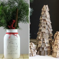 Top 40 Easy DIY Holiday Decorations For Christmas