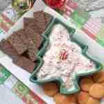 Gluten Free Candy Cane Dip Recipe
