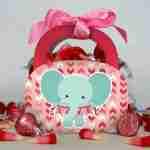 Free Printable Valentine Treat Bags