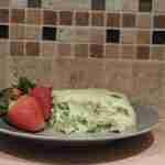 Chicken Broccoli Baked Omelet Recipe