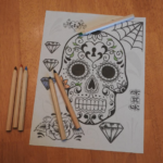 Free Printable Pirate Coloring Page + Pirates New Movie