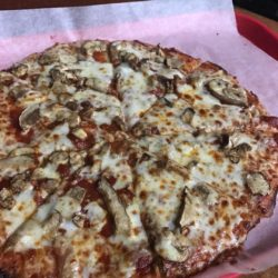 Saint Louis Incredible Pizza – Gluten Free!