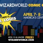 Wizard World Comic Con St. Louis Giveaway